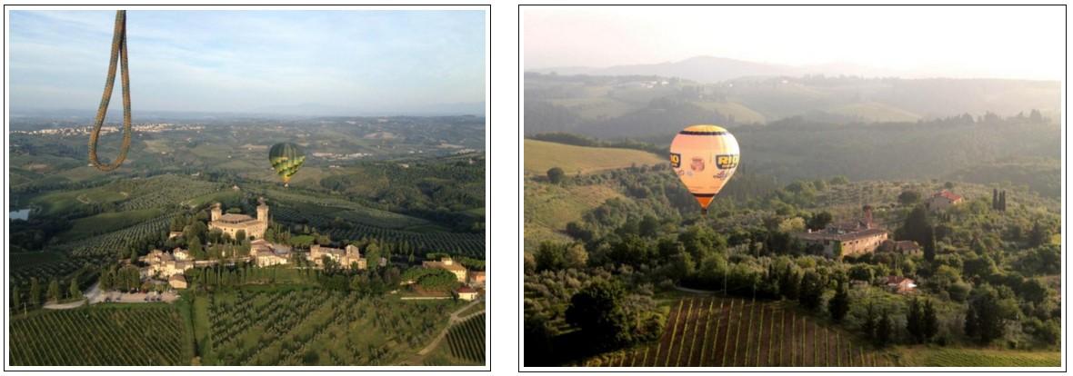 Chianti Ballooning Valley