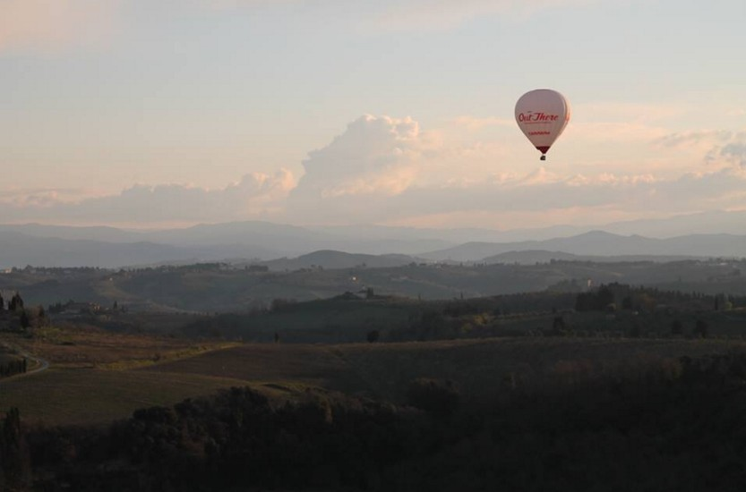 Team Balloon Tuscany
