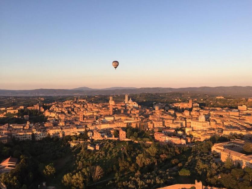 Ballooning Siena